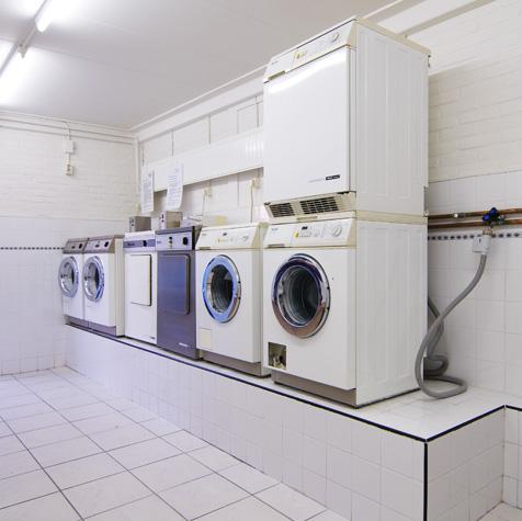 installatie tbv meerdere wasmachines